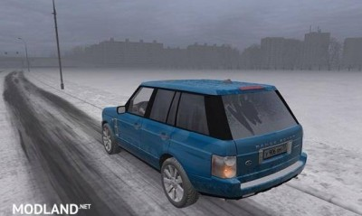 Range Rover Land Lover [1.5.0], 1 photo